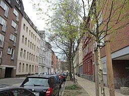 Gerhardstraße in Kiel