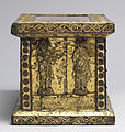 German - Portable Altar with Scenes of the Life of Christ - Walters 5377 - Left.jpg