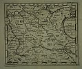 """Germany from """"L'Atlas en Abrege ou Nouvelle Description du Monde,"""".jpg"""