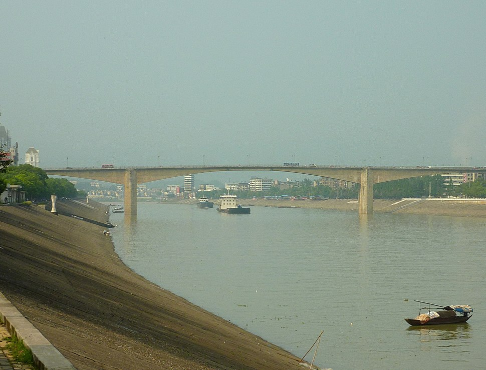 Gezhouba Bridge