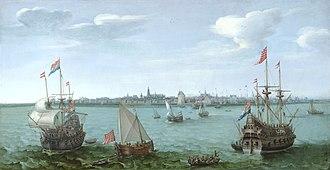 David Pietersz. de Vries - Hoorn in the 17th century
