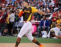Giancarlo Stanton competes in final round of the '16 T-Mobile -HRDerby (28461616082).jpg
