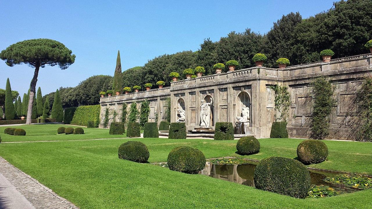 Villa Abamelek Rome