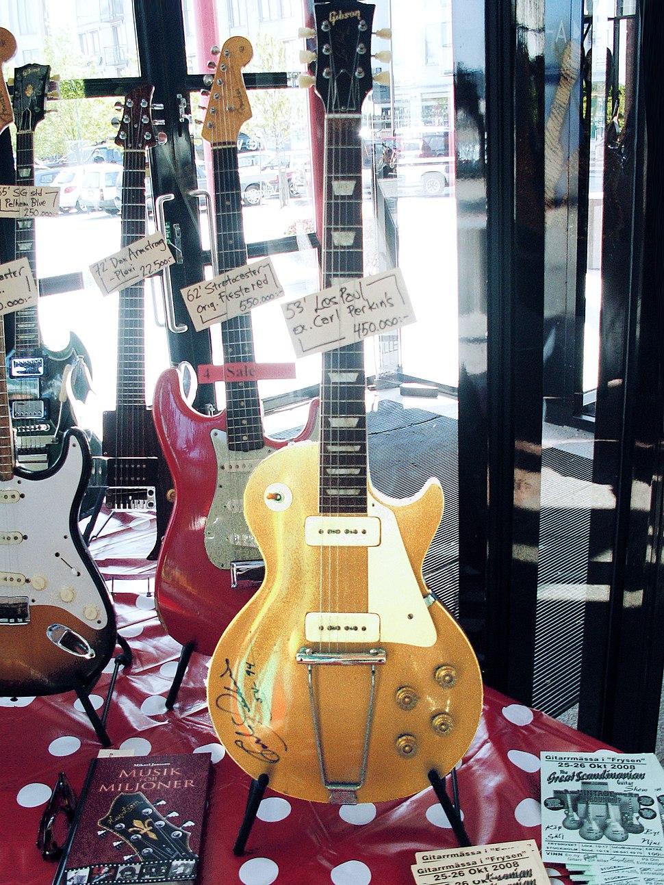 Gibson Les Paul 1953