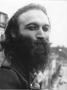 Gilbert Artman 1972-73.jpg