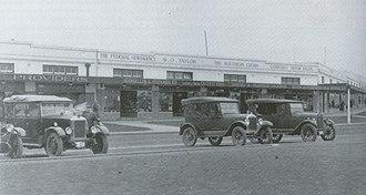Kingston, Australian Capital Territory - Eastlake, 1928