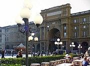 Gilli (Florence) Piazza della Repubblica