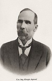 Giorgio Asproni, primo presidente e fondatore dell'Associazione mineraria sarda ca 1896 - san dl SAN IMG-00001288.jpg