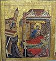 Giotto di bondone, stimmate di s. francesco con stemma cinquini, 1297-99, da s. francesco a pisa, 02.JPG