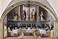 Giovanni antonio sogliani, san domenico e i frati serviti dagli angeli.jpg