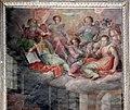 Giovanni balducci detto il cosci, affreschi della cappella cavalcanti, maria narra ai ss. luca e paolo episodi della vita di gesù, 02.jpg
