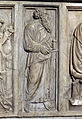 Giovanni di turino, tre pannelli dal pergamo delle prediche, 1423-26, 01.JPG