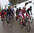 Giro d'Italia 2013, pelizzotti x x uran trofimov henao (17599086050).jpg