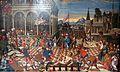 Girolamo da santacroce (da, originali dispersi), martirio di san lorenzo, 02.jpg