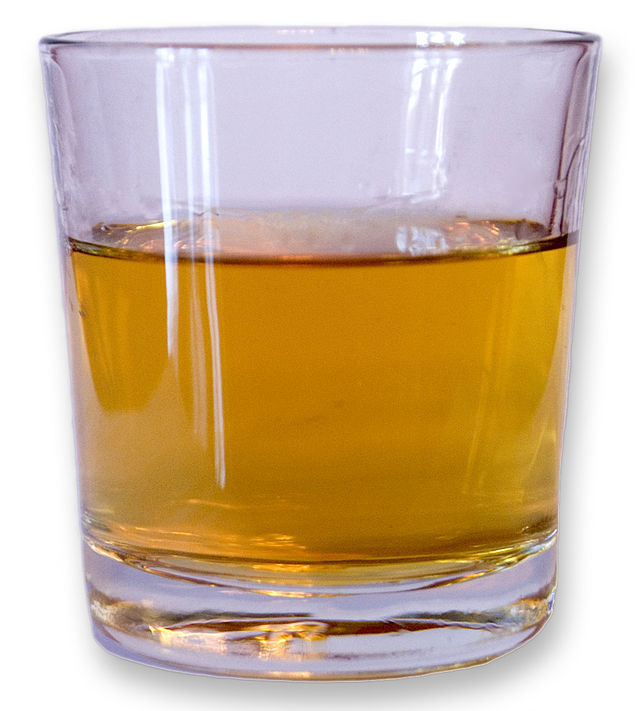 Shot of Alchohol