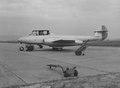 Gloster Meteor da Força Aérea Brasileira TF-7 4301.tiff