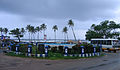 Goa - In a Goa beach on a stormy evening29.JPG