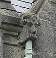 Gofer Sculpture at Sant twrog, Llandwrog, Caernarfon.jpg