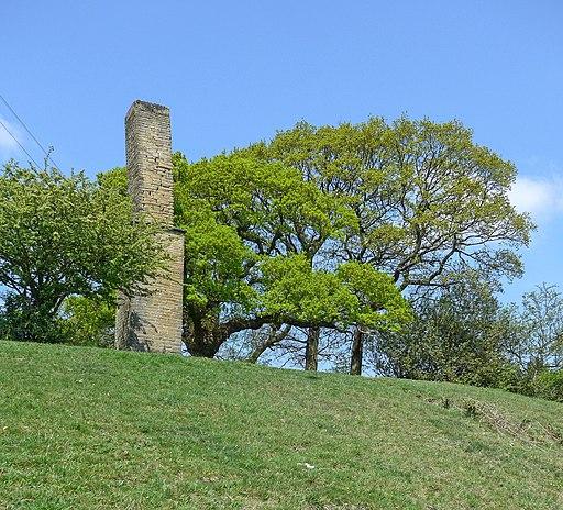 Goit Stock Mill Chimney (26975597175)