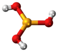 Gold(III) hydroxide molecule ball.png