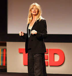 Goldie Hawn at TED 2008.jpg