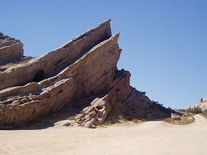 Arena (Star Trek: The Original Series) - Vasquez Rocks