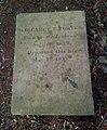 Gracehill Moravian Cemetery God's Acre near Ballymena marked Margaret E Porter.jpg