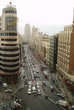Gran Vía (Madrid), desde Callao.jpg