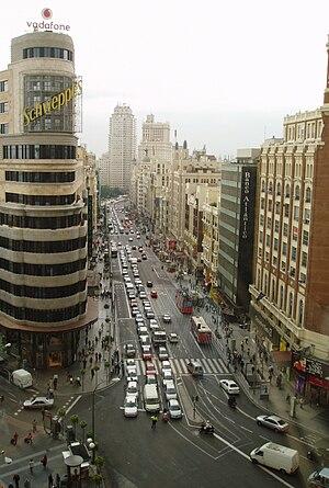 Centro (Madrid) - Plaza del Callao