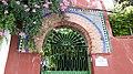 Granada, Carmen de Santo Tomas, puerta.jpg