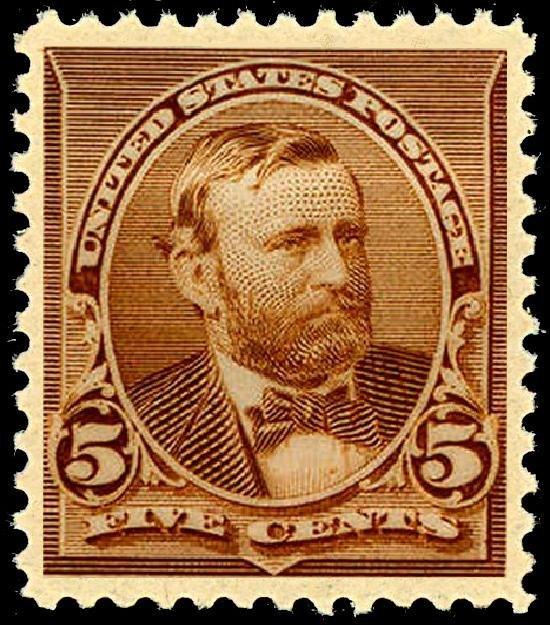Grant 1890 2-5c