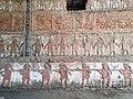 Gravats dels murs superposats del Templo Viejo de la Huaca de la Luna02.jpg