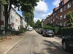 Gravensteiner Weg in Hamburg