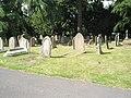 Graves in St Jude's Churchyard - geograph.org.uk - 1362436.jpg