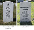 Gravestone, Unitarian Universalist and No religious symbol chosen.jpg