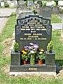 Graveyard, Cemetery, Waterfall Road, Southgate, N14 - geograph.org.uk - 312197.jpg