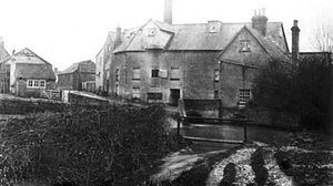 Greenfield, Bedfordshire - Greenfield Mill, 1900