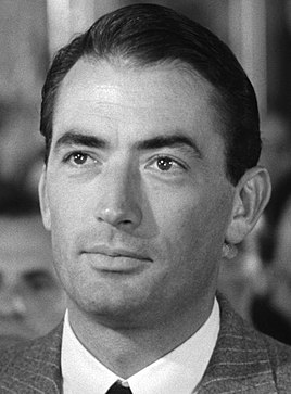 Gregory Peck in Roman Holiday trailer cropped