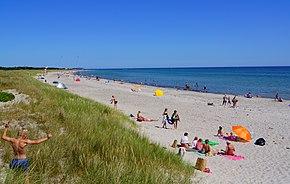 luder i fredericia houstrup strand
