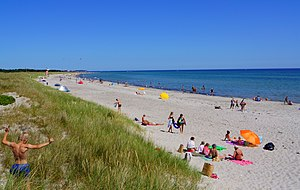 Djursland - Grenå Beach