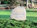 Grevesmuehlen Gedenkstein Karl Marx 2013-12-02.JPG