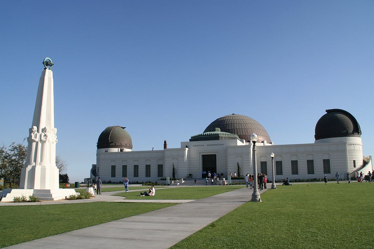 Observatory simple english wikipedia the free encyclopedia for Short term parking at lax