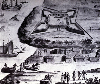 German colonial empire - Groß-Friedrichsburg, a Brandenburg colony (1683–1717) in the territory of modern Ghana
