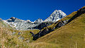 Großglockner von der Lucknerhütte aus fotografiert.jpg
