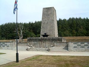 Gross-Rosen concentration camp - Gross-Rosen memorial