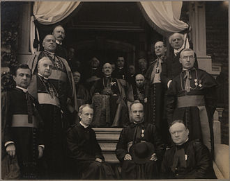 Eucharistic congress - The 21st International Eucharistic Congress in Montreal, Quebec, Canada in 1910