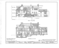 Grumblethorpe, 5267 Germantown Avenue, Philadelphia, Philadelphia County, PA HABS PA,51-GERM,23- (sheet 6 of 10).png