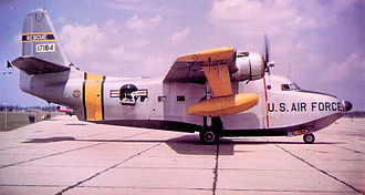 Continental Air Command - Grumman SA-16B Albatross 51-7255