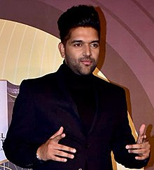 Guru Randhawa at the launch of MTV Unplugged Season 8 (cropped).jpg