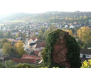 Gutenberg, Germany Place in Rhineland-Palatinate, Germany